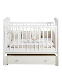 Диваны и кушетки - Кровать детская с ящиком и маятником - Hugge, 0