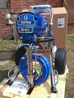 Инструменты для нанесения строительных смесей - Окрасочный аппарат  Graco Mark V , 0