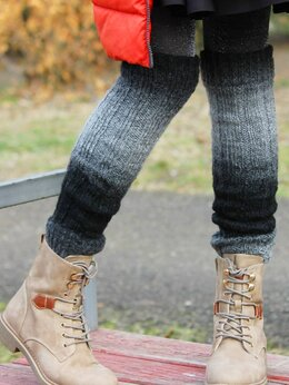 Колготки и носки - Гетры ассорти цветов 2 пары, 0