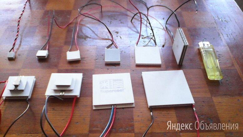 Элементы Пельтье  по цене 100₽ - Кулеры и системы охлаждения, фото 0