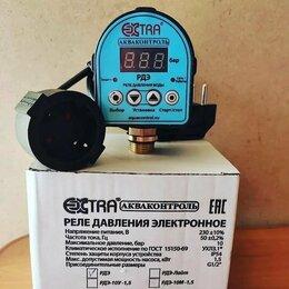 Насосы и комплектующие - Реле давления воды электронное Акваконтроль…, 0