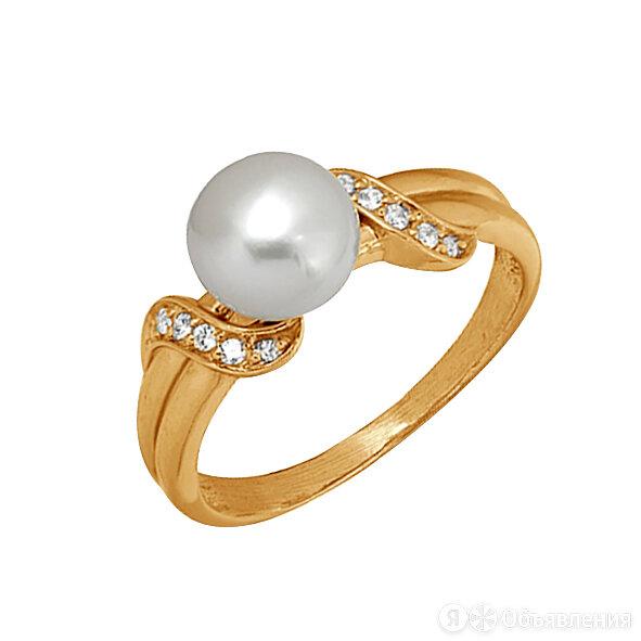 3882003132 Кольцо (Ag 925) (17.5) Алмаз-Холдинг по цене 1920₽ - Кольца и перстни, фото 0