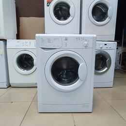 Стиральные машины - Б у стиральная машинка индезит 6 кг, 0