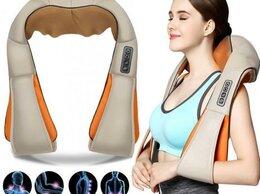 Вибромассажеры - Новый Роликовый массажер для шеи и плеч, 0