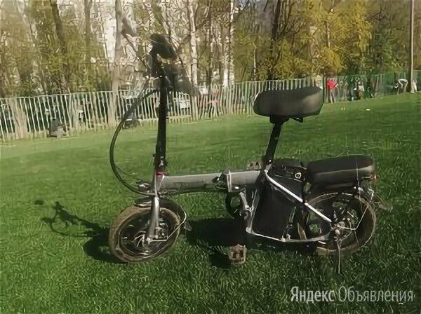 Электровелосипед Syccyba Mimik по цене 43900₽ - Мототехника и электровелосипеды, фото 0