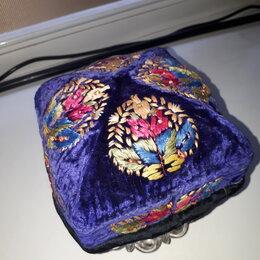 Головные уборы - Узбекская женская тюбетейка, 0