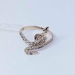 """Кольца и перстни - Золотое кольцо """"Змея"""", 0"""