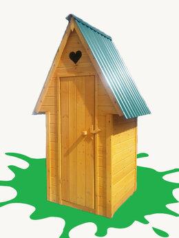 Готовые строения - Туалет для дачи, 0