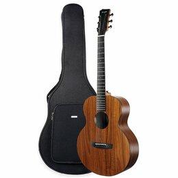 Акустические и классические гитары - Enya EM-X1+ Гитара акустическая, чехол и…, 0