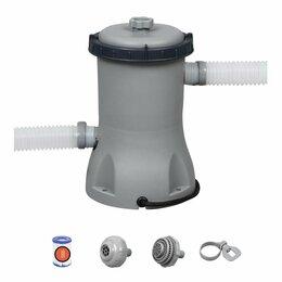 Фильтры, насосы и хлоргенераторы - Картриджный фильтр-насос 2006л/ч, для бассейнов…, 0