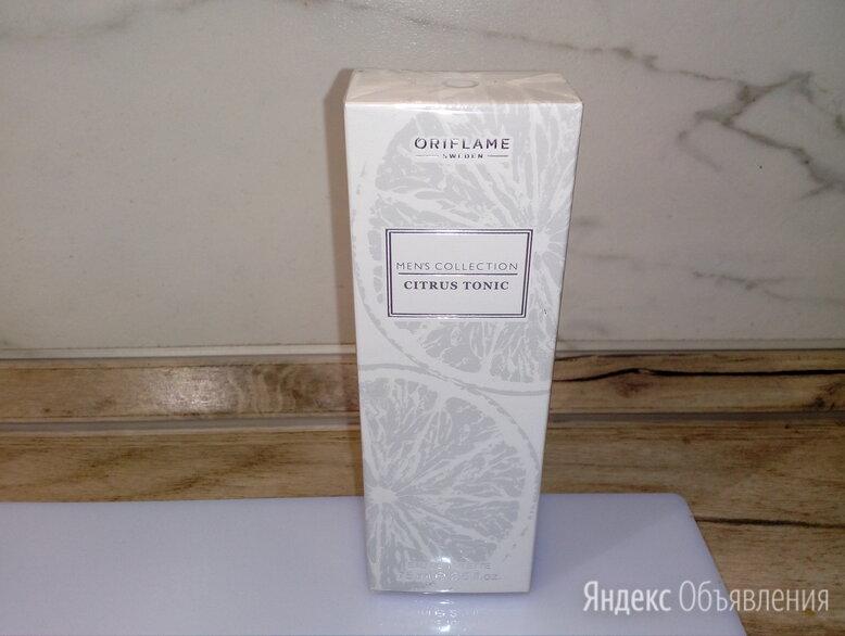 Мужская туалетная вода Citrus Tonic, Oriflame по цене 479₽ - Парфюмерия, фото 0