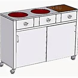 Промышленные плиты - Плита комбинированная Heidebrenner ETK-I-FW 742328, 0
