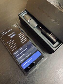 Мобильные телефоны - Samsung Galaxy S20 Plus 8/128 Гарантия, Ростест,…, 0