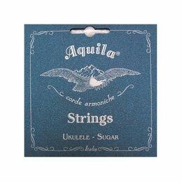 Струны - Aquila Sugar 150U струны для укулеле сопрано, 0