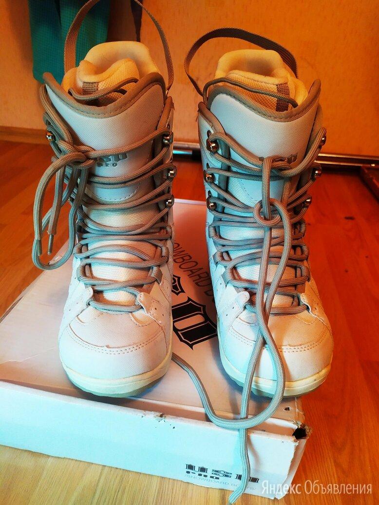 Ботинки для сноуборда по цене 3000₽ - Ботинки, фото 0