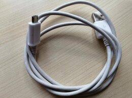 Зарядные устройства и адаптеры - Шнур зарядки телефона USB - microUSB, 0