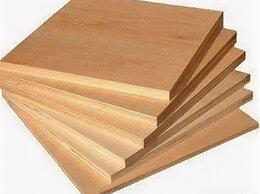 Древесно-плитные материалы - Фанера (1,525х1,525) х 10мм 4/4, 0