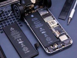 Аккумуляторы - Аккумулятор, батарея iPhone 5/5S/5C/SE - с заменой, 0