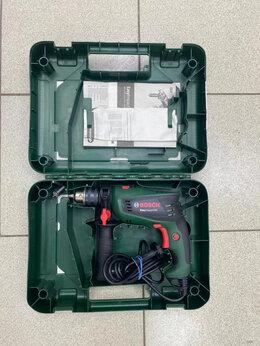 Дрели и строительные миксеры - Дрель ударная Bosch EasyImpact 540, 0