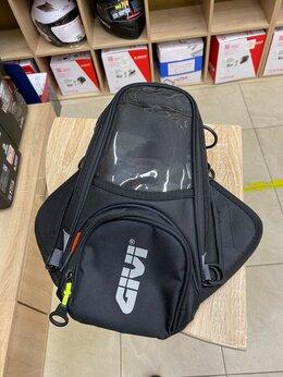 Аксессуары и дополнительное оборудование  - Сумка на бензобак мотоцикла Givi мото сумка, 0