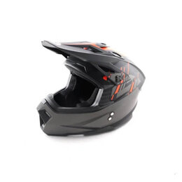 Мотоэкипировка - Шлем кроссовый/эндуро Ataki MX801, 0