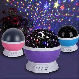 Настольные лампы и светильники - Детский ночник звездное небо Star Master, 0