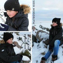 Куртки и пуховики - Парка для девочки , 0