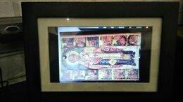 Цифровые фоторамки и фотоальбомы - Фоторамка view sonic vfd1078w31e,новая, 0