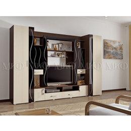 Шкафы, стенки, гарнитуры - Стенка в гостиную Галактика, 0