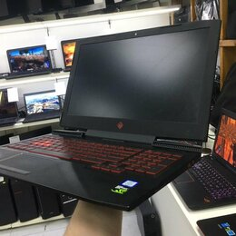 Ноутбуки - Ноутбук Игровой HP 15 Core i5-7/12G/GTX1050/SSD250, 0