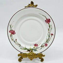 Тарелки - Гвоздика тарелка Botanica Villeroy Boch Германия, 0