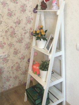 Стеллажи и этажерки - Этажерка-стремянка, 0