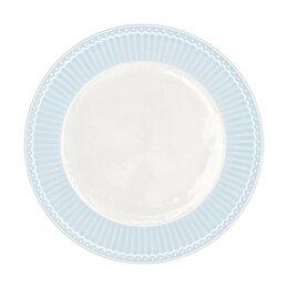 "Блюда, салатники и соусники - Блюдо ""Alice pale blue"", 0"