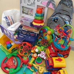 Развивающие игрушки - Детские игрушки 0+, 0