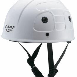 Каски - Каска альпинистская SAFETY STAR белый Camp, 0