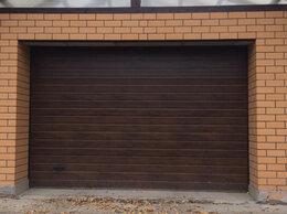 Заборы, ворота и элементы - Секционные ворота 3х3,25м, 0