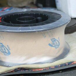 Электроды, проволока, прутки - проволока сварочная 0.8 мм  / 15 кг, 0
