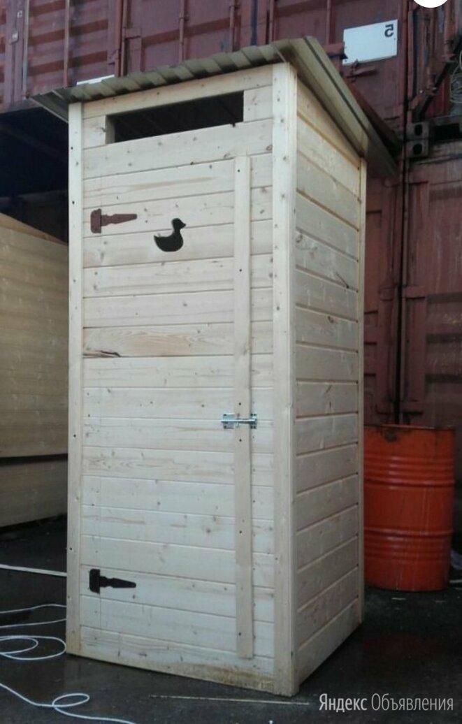 Дачный туалет с устоновкой и доставкой по цене 17000₽ - Биотуалеты, фото 0