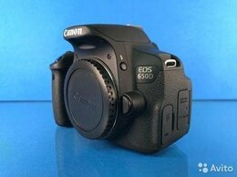 Фотоаппараты - Canon EOS 650D, 0
