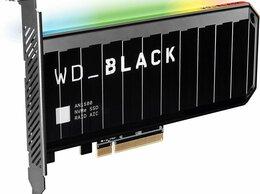 Внутренние жесткие диски - Накопитель SSD 2Tb WD WD_BLACK AN 1500, 0