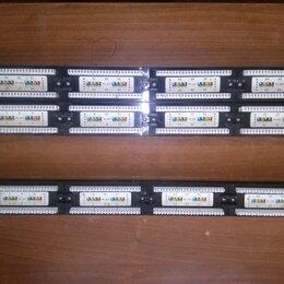 Аксессуары для серверов - Патч-панель 48 портов, 0