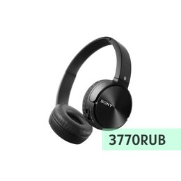 Наушники и Bluetooth-гарнитуры - Sony MDR-ZX330BT, 0