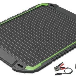 Универсальные внешние аккумуляторы - Солнечная панель Woodland Auto Power 4.8W (44*34*2), 0