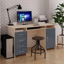 Компьютерные и письменные столы - Стол компьютерный Милан 12, 0
