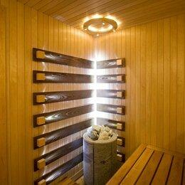 Фактурные декоративные покрытия - Декоративная отделка бани деревом, 0