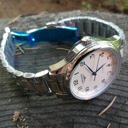"""Наручные часы - Часы """"Лонжин"""" механика с автоподзаводом, 0"""