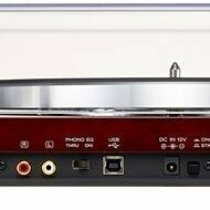 Проигрыватели виниловых дисков - TEAC TN-350 проигрыватель винила, 0