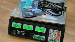 Весы - Новые весы торговые электронные Гарант впс-35к, 0