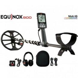Металлоискатели -  Металлодетектор Minelab Equinox 800, 0