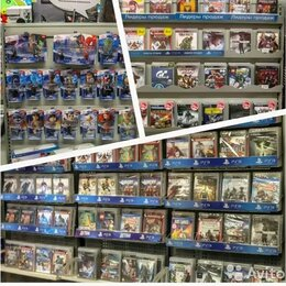 Игры для приставок и ПК - Soni Xbox диски Аксессуары, 0